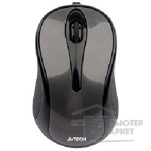 Мышь A-4Tech A4Tech G7-350N-1 USB BLACK/ GRAY 3 кн, 2000 dpi
