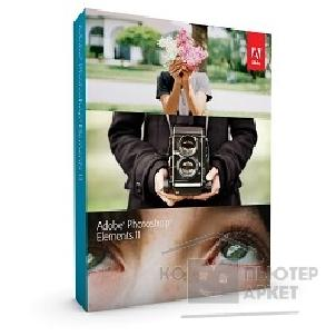 Программное обеспечение Adobe 65193820 Photoshop Elements 11 Windows Russian DVD Set