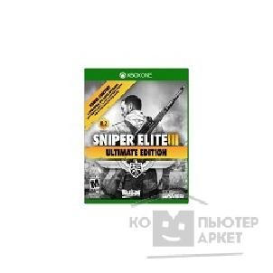Игры Microsoft Sniper Elite 3 Ultimate Edition русская версия