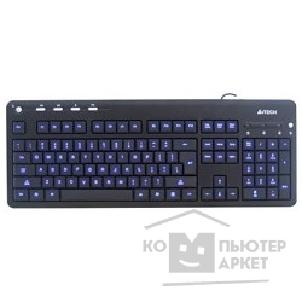 Клавиатура A-4Tech Keyboard A4Tech KL-126,USB чёрная