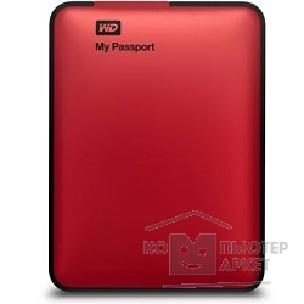 "Носитель информации Western digital HDD 2Tb WDBFBW0020BRD-EEUE  USB3.0, 2.5"" My Passport, red"