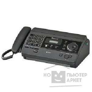 Факс Panasonic KX-FT502RU-B черный