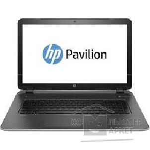 "Ноутбук Hp Pavilion 17-f103nr [K5F12EA#ACB] black 17.3"" HD+ A8-6410/ 6Gb/ 750Gb/ AMD M260 2Gb/ DVDRW/ WiFi/ BT/ Cam/ Win8.1"