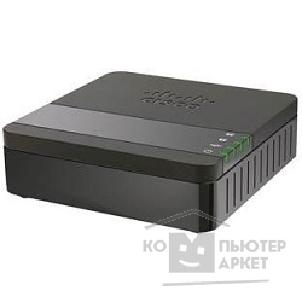 Интернет-телефония Cisco ATA190 UC 2 Port Analog Telephone Adapter