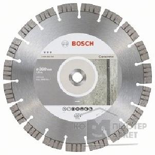 Bosch Bosch 2608603756 Алмазный диск Best for Concrete300-20