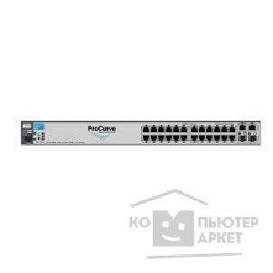 Сетевое оборудование Hp J9086A  ProCurve Switch 2610-24/ 12PWR 12 ports 10/ 100 + 12 PoE ports 10/ 100 + 2 10/ 100/ 1000 and 2