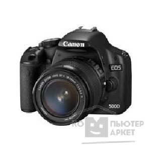 Цифровая фотокамера Canon EOS 500D Kit EF-S 18-55 IS