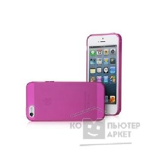 Ggmm Чехол  для iPhone 5/ 5S Pure-Plus Rose iPh01010