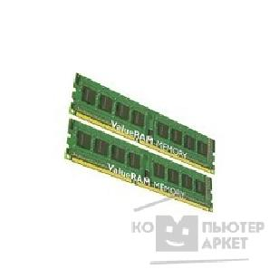 ������ ������ Kingston DDR-III 8GB PC3-10600 1333MHz [KVR1333D3D4R9SK2/ 8GI] ECC Reg CL9, x4 w/ TS, Kit of 2