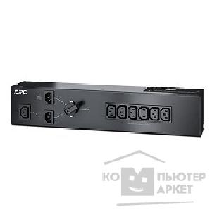 Аксессуары APC by Schneider Electric SBP1500RMI APC Service Bypass PDU, 230V 10AMP W/  6 IEC C13 out; IEC C14 in