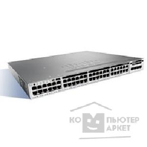 Сетевое оборудование Cisco WS-C3850R-48U-S  Catalyst 3850 48 Port UPOE IP Base, Russia