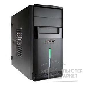 Корпус Inwin Mini Tower  ENR-027BL Black 400W mATX [6101067]