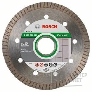 Bosch Bosch 2608602478 Алмазный диск Best for Ceramic115-22,23