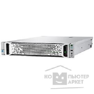 Hp Сервер  ProLiant DL180 Gen9 1 up2 x E5-2609v3 6C 1.9 GHz, 2x8GB-R DDR4-2133, H240/ ZM RAID 1+0/ 5/ 5+0 noHDD 8 LFF 3.5'' N 1x900W up2 , 2x1Gb/ s,noDVD,iLO4.2,Rack2U,3-1-1 P9J01A