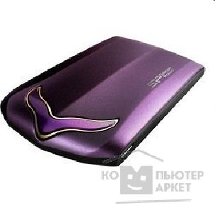 "носитель информации Silicon Power HDD 2.5""  Stream S20 1Tb, USB 3.0, Purple [SP010TBPHDS20S3U]"