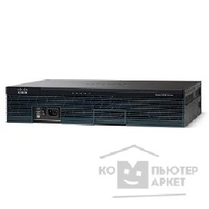Сетевое оборудование Cisco 2911R-V/ K9  2911 UC Bundle, PVDM3-16, UC License PAK