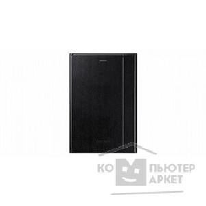Samsung Чехол для  Galaxy Tab A 8.0 T350/ 355 BookCover black SAM-EF-BT355PBEGRU