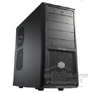 Корпус Cooler Master MidiTower  Elite 370 [RC-370-KKP500] Black/ Black 500W
