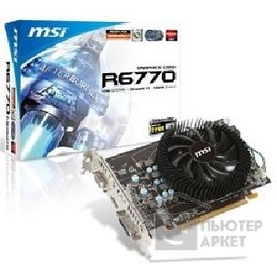 Видеокарта MicroStar MSI R6770-MD1GD5 RTL, 1GB GDDR5, FAN, DVI-I, HDMI, VGA PCI-E