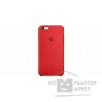 ���������� � ����������,��������� Apple MKXM2ZM/ A  iPhone 6 Plus/ 6s Plus Silicone Case - Red