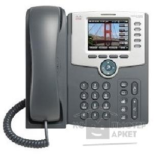 Интернет-телефония Cisco SB Linksys SPA525G Телефон 5 Line IP Phone with Color Display, POE, 802.11g