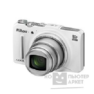�������� ���������� Nikon CoolPix S9700 White