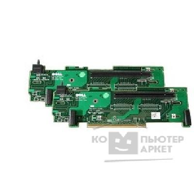 Dell Плата расширения  PCIe Riser for 2CPUs - Kit for server PE R520 330-10273-1