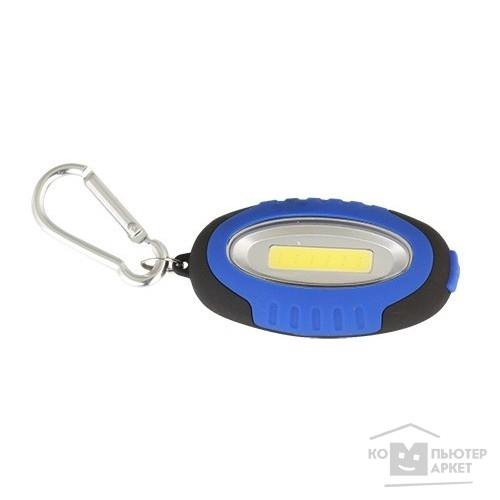 Camelion LED267-1  (мини-фонарь, COB LED, 2XCR2032, пластик, магнит, подвес, блистер-пакет)/Camelion 12203 12203
