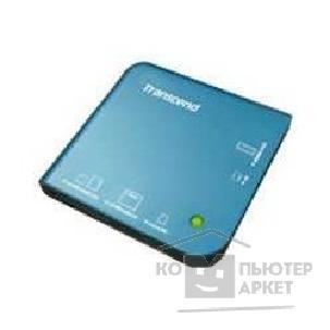Устройство считывания Rover Computers USB 2.0 Card Reader 15 in 1 Transcend [TS-RDM2B]