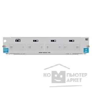 Сетевое оборудование Hp J8707A  ProCurve Switch zl 4-Port 10-GbE X2 Module