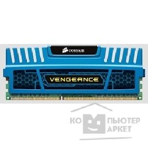 Модуль памяти Corsair  DDR3 DIMM 8GB PC3-12800 1600MHz Kit 2 x 4GB  CMZ8GX3M2A1600C9B