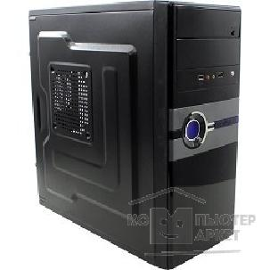 Корпуса EXEGATE  EX211002RUS Корпус Miditower CP XP -311 <Black-Grey, черные шасси и БП XP500, 120mm,ATX, 3*SATA,USB, Audio>