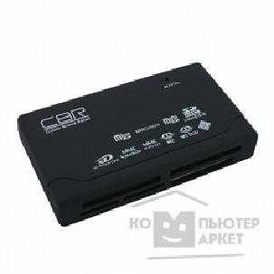 Устройство считывания Cbr USB 2.0 Card reader  CR-455, All-in-one, USB 2.0, SDHC