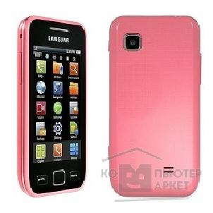 Samsung Телефон  Wave 525 S5250 Romantic Pink розовый