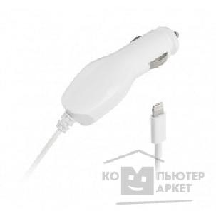 Аксессуар Texet TPC-1034, АЗУ MFI, PowerMate, 2,1 А, lightning s8pin, для iPad 4th Gen, бел.,