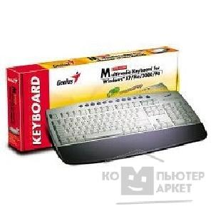 Клавиатура Genius Keyboard  KB-12e PS/ 2