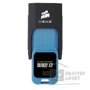 Носитель информации Corsair  USB Drive 32Gb Voyager Slider X2 CMFSL3X2-32GB