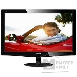 "Монитор Philips LCD  21.5"" 226V3LAB5/ 01 Glossy-Black LED, LCD, Wide, 1920x1080, 5 ms, 170°/ 160°, 250 cd/ m, 1000:1, DVI, VGA"