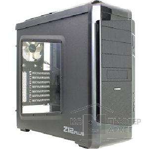Корпус Zalman MidiTower  Z12 Plus БезБП