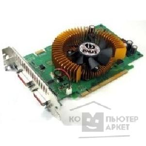 Видеокарта Palit GeForce 8600GT 256Mb DDR3 2xDVI TV-Out PCI-Express  RTL