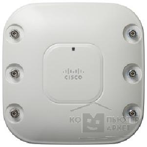 Сетевое оборудование Cisco AIR-CAP3502E-R-K9 802.11a/ g/ n Ctrlr-based AP w/ CleanAir Ext Ant, R Reg Domain