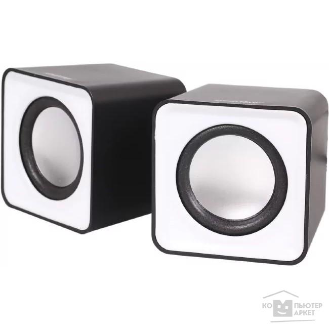 SmartBuy® MINI, мощность 4Вт, USB, серые (SBA-2810)/80/SmartBuy SBA-2810 SBA-2810