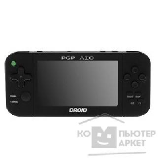Игровая приставка Sega PGP AIO 43503 Droid Letto 4.3'' Touch  1ГГц, 4ГБ, Android 4.0, WiFi Soft touch, черный