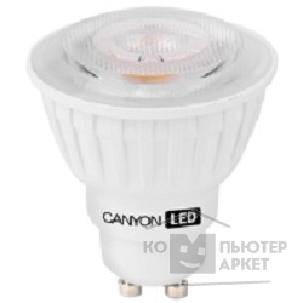 Светодиодные лампы (LED) Canyon MRGU10/ 5W230VN60 LED lamp, MR shape, GU10, 4.8W, 220-240V, 60°, 330 lm, 4000K, Ra>80, 50000 h