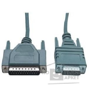 Кабель COM Cisco CAB-SS-530MT= [RS-530 Cable, DTE Male to Smart Serial