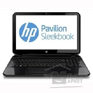 "Ноутбук Hp C4T65EA  Pavilion Sleekbook 15-b054sr Core i5-3317U/ 4Gb/ 320Gb+32Gb mSata/ 15.6"" HD/ GT630M 2Gb/ WiFi/ BT"