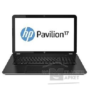 "Ноутбук Hp Pavilion 17-e109sr F7S63EA 17.3"" HD LED+ AMD A10-4600/ 8GB/ 750GB/ HD8670 1Gb/ DVD/ Win8/ mineral black"