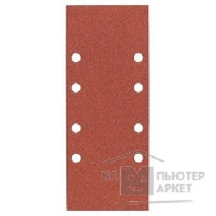 Bosch Bosch 2608605228 10 шлифлистов 93Х230 К120 Best for Wood+Paint 8 отв.