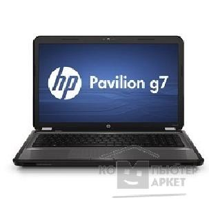 "������� Hp B1P94EA  Pavilion g7-1308er A4 3305/ 4Gb/ 320Gb/ DVD/ UMA/ 17.3""/ HD+/ WiFi/ BT/ W7HB/ Cam/ 6c/ charcoal grey"