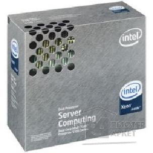 Процессор Intel CPU  Xeon 5140 2,33GHz  2x2MB/ 1333MHz 1U LGA771 Active BOX [BX805565140A]